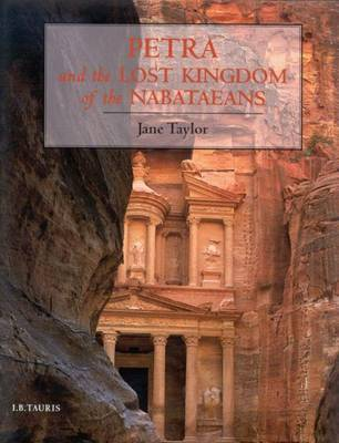 Petra and the Lost Kingdom of the Nabataeans by Jane Taylor image
