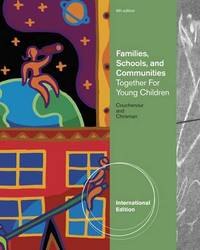 Families, Schools and Communities by Donna Couchenour image