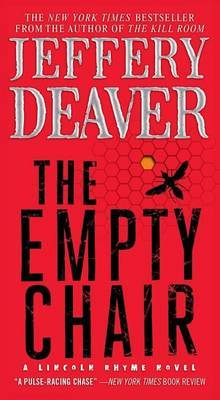 The Empty Chair by Jeffery Deaver image