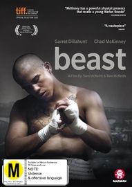 Beast on DVD