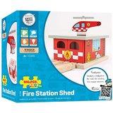 Bigjigs: Fire Station Shed