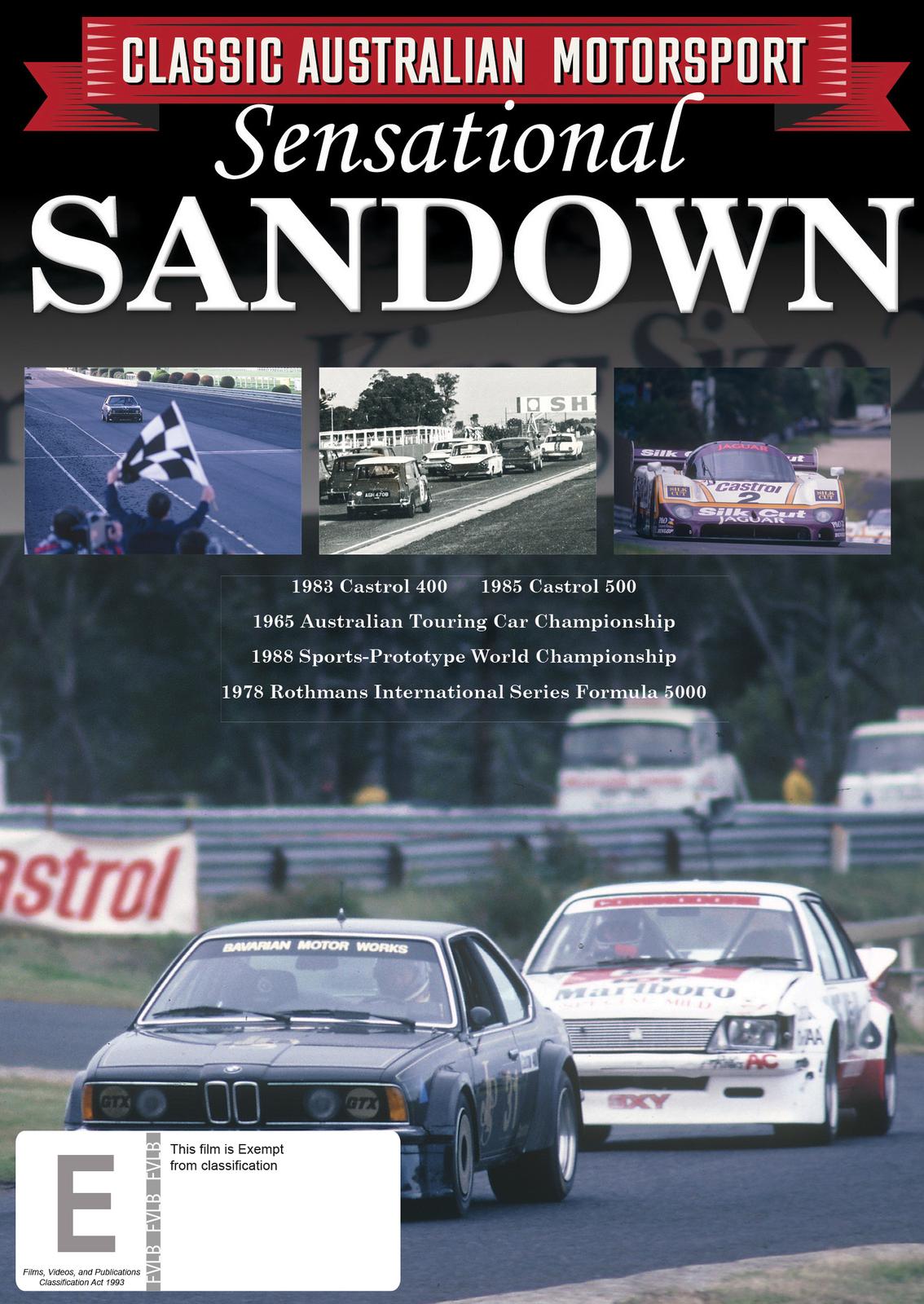 Classic Aussie Motorsport: Sensational Sandown