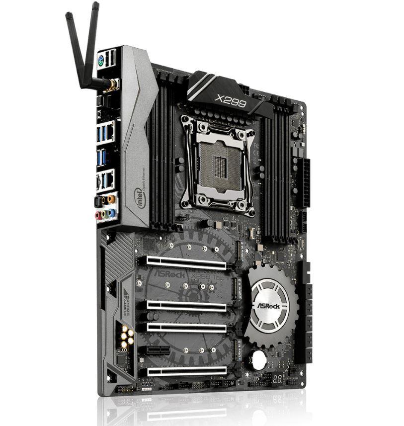 ASRock X299 Taichi Intel x299 Motherboard image