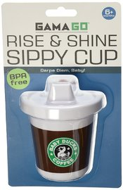 Gamma-Go: Rise & Shine - Sippy Cup