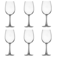 Pasabache Set of 6 Reserva Wine Glasses (250ml)