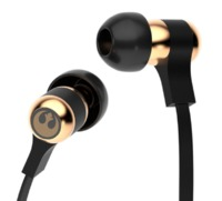 Tribe: Wired Swing Earphones - Resistance Gold