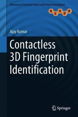 Contactless 3D Fingerprint Identification by Ajay Kumar image