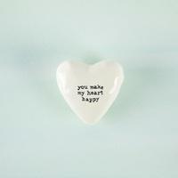 Natural Life: Heart Token - You Make Heart Happy