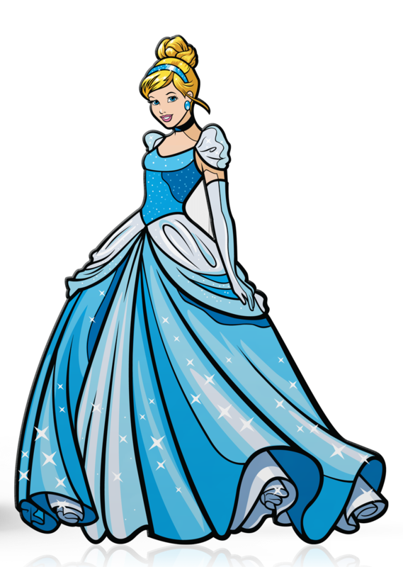 Disney Princess: Cinderella (#224) - Collectors FiGPiN