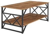 Ovela: Newtown Coffee Table - Rustic Oak
