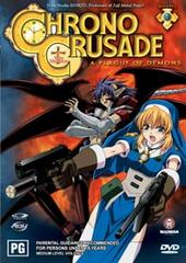 Chrono Crusade Vol 01 - A Plague Of Demons on DVD
