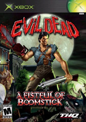 Evil Dead: A Fistful of Boomstick for Xbox