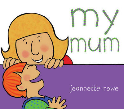 My Mum by Jeanette Rowe image