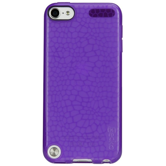 Gecko GLOW Case for iPod Touch 5G (Purple)