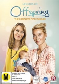 Offspring The Complete Fifth Season on DVD