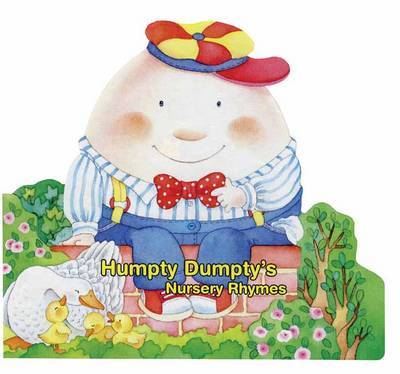 Humpty Dumpty's Nursery Rhymes by Roberta Pagnoni image