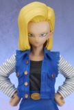 Dragon Ball Z: Gigantic Series: Android #18 Figure