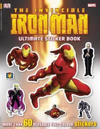 The Invincible Iron Man Ultimate Sticker Book image