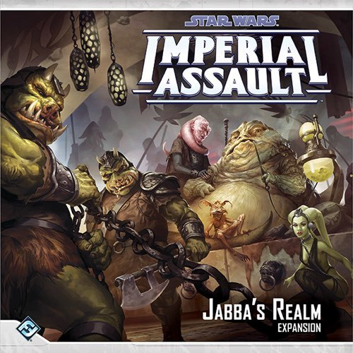 Star Wars: Imperial Assault - Jabbas Realm image