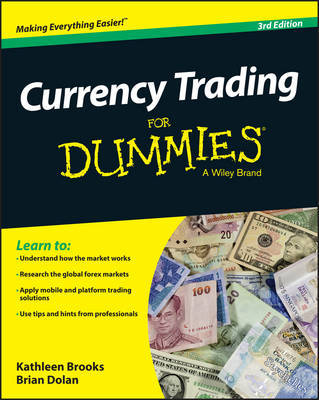 Currency Trading For Dummies by Kathleen Brooks