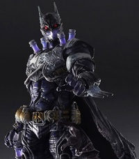 Batman: Rogues Gallery - Mr.Freeze Play Arts Kai Figure