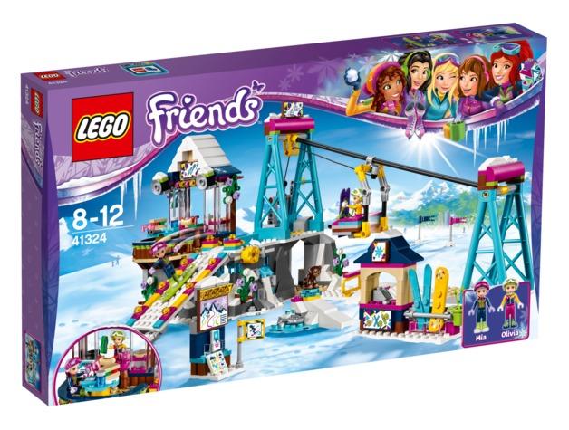 LEGO Friends: Snow Resort Ski Lift (41324)