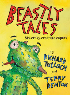 Beastly Tales by Richard Tulloch image