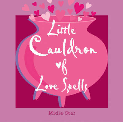 Little Cauldron of Love Spells by Midia Star