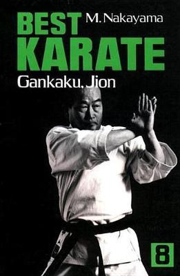 Best Karate: V.8 by Masatoshi Nakayama