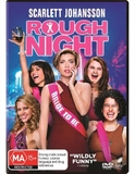 Rough Night on DVD