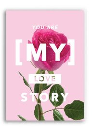 Greeting Card - My Love Story