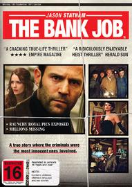 The Bank Job on DVD