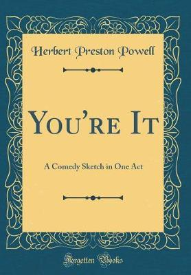 You're It by Herbert Preston Powell image