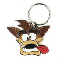 Crash Bandicoot Crash Key Chain