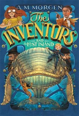 The Inventors and the Lost Island by A M Morgen image