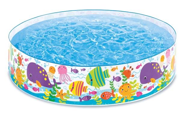 Intex: Ocean Play - Snapset Pool (183 x 38cm)