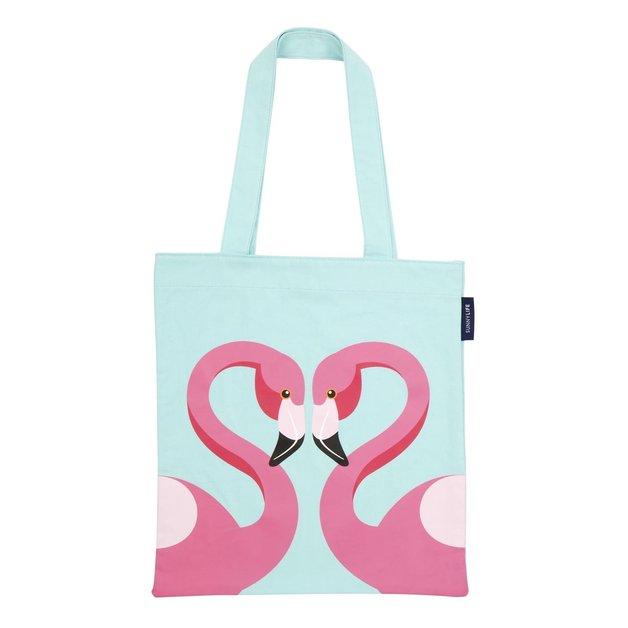 Sunnylife Tote Bag - Flamingo