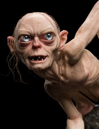 Lord of the Rings: Gollum - 1:3 Scale Master Statue