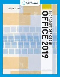 Illustrated Microsoft (R) Office 365 & Office 2019 Introductory by Lisa Friedrichsen