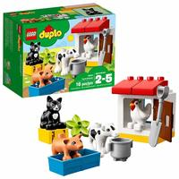 LEGO DUPLO: Farm Animals (10870)