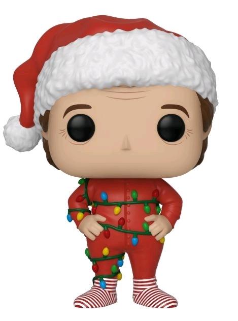 The Santa Clause - Santa (with Lights) Pop! Vinyl Figure
