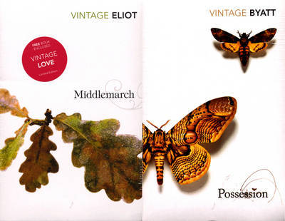 """Vintage Love: """"Middlemarch"""", """"Possession"""" by George Eliot image"""