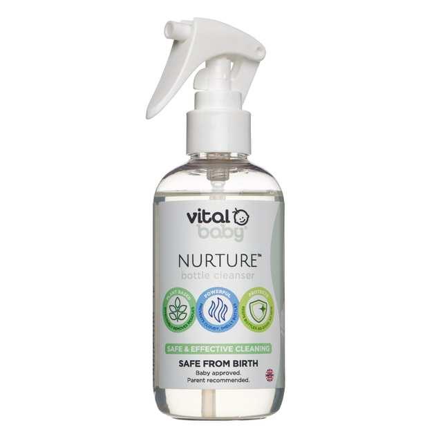 Vital Baby: Bottle Cleanser (200ml)