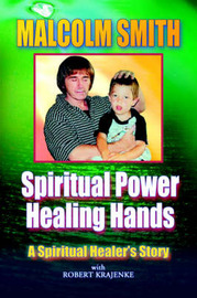 Spiritual Power, Healing Hands by M. Smith image