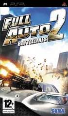 Full Auto 2: Battlelines for PSP