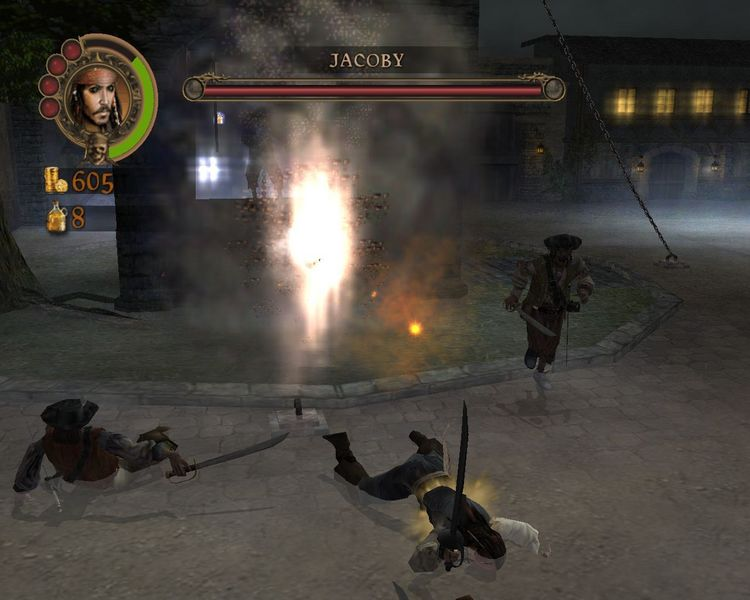 Pirates of the Caribbean: Legend of Jack Sparrow for PC Games image