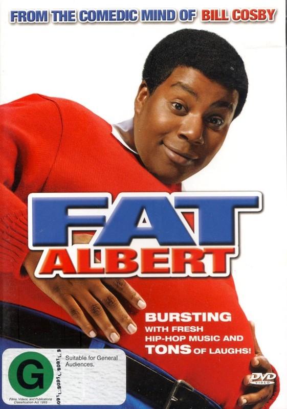 Fat Albert on DVD