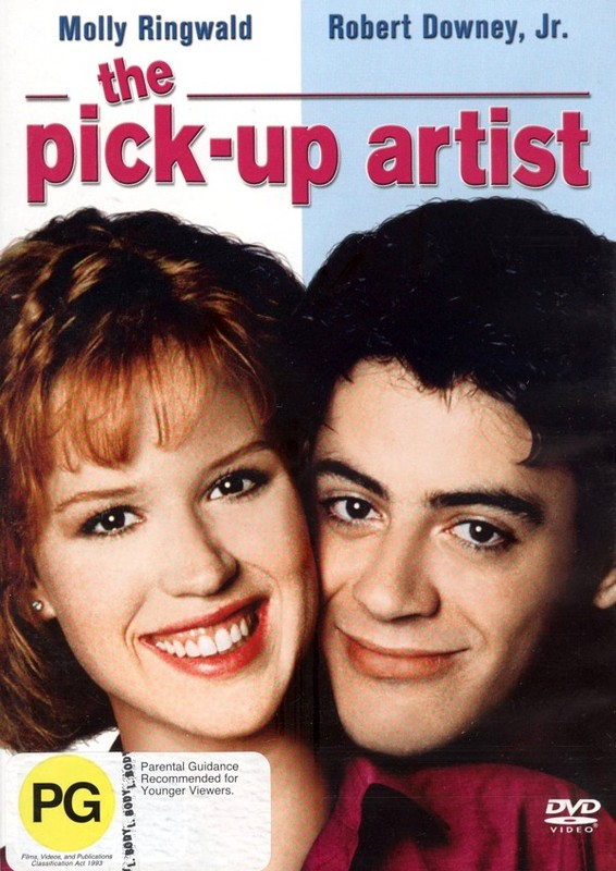The Pick-Up Artist on DVD