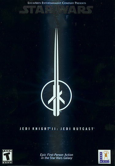 Star Wars Jedi Knight II: Jedi Outcast (Jewel case packaging) for PC