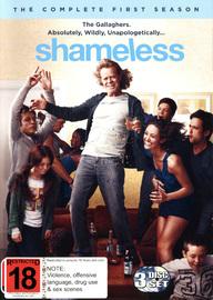 Shameless - Season 1 DVD